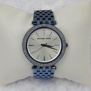 Michael Kors Darci Bracelet Watch/Ocean Blue